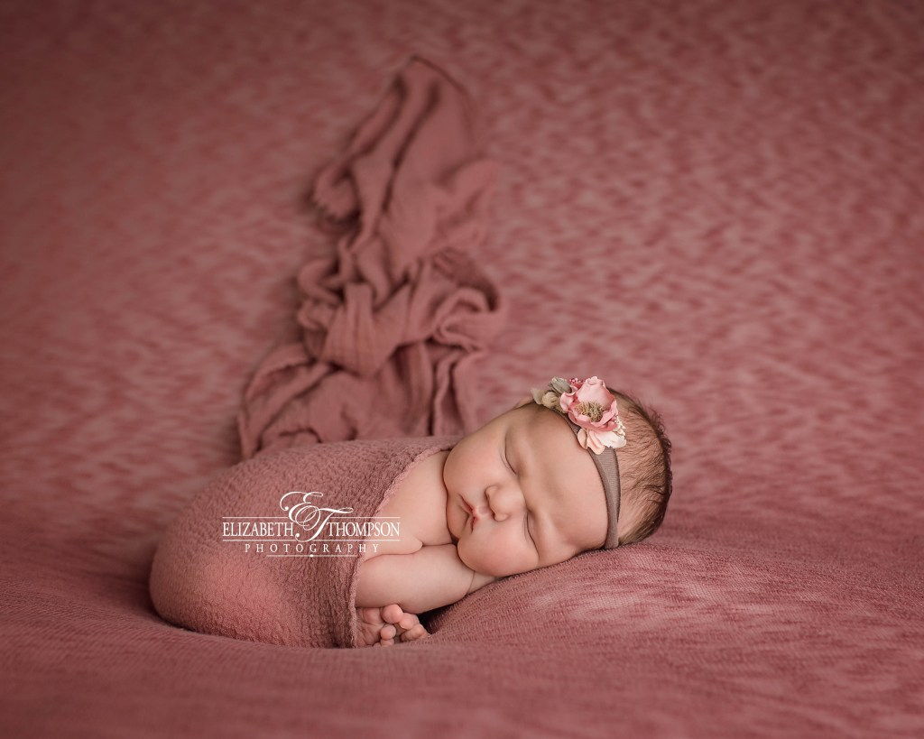 Newborn Photographer Clarksville TN, Elizabeth Thompson Newborn Photography
