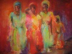 QUAND L'ART AFRICAIN ITINERANT S'INVITE A El-Jadida