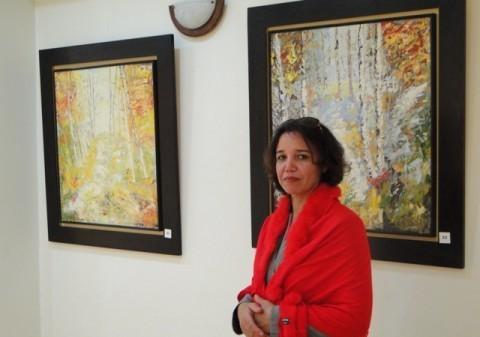 Halima DOUA: l'Artiste Ingénieure et l'Ingénieuse artiste