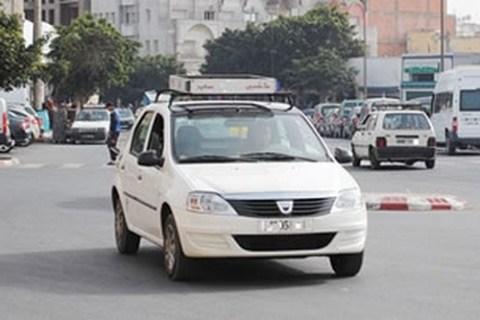 Enfin, le taximètre de retour dans les taxis d'El jadida.