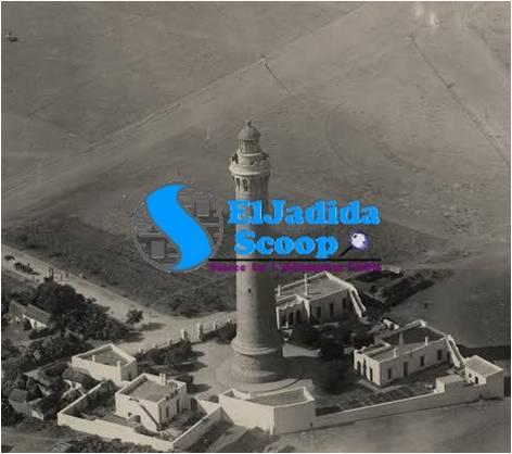 El-Jadida : Le phare de Sidi Bouafi