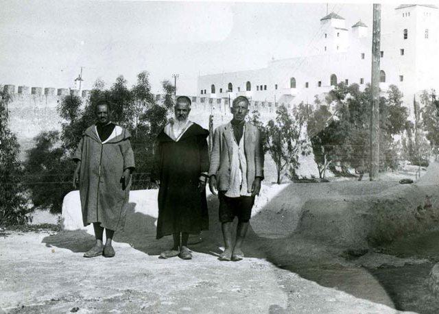 Histoire des juifs de Safi au 19ème siècle: l'épisode de la mission Montefiore(1863_1864)