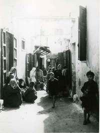 Aperçu de l'évolution de la population juive de Safi jusqu'au 20ème siècle.