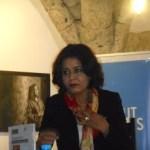 Rachid: une militante féministe