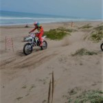 Magnifique gala de Motocross sur la plage du Mazagan Beach Resort