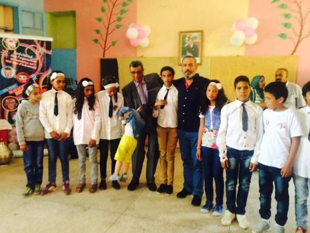 El Jadida/ Sidi Mohammed Ben Daoud (Sidi Abed): L'adieu solennel à un directeur d'école.