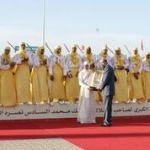 La Sorba d'Aziz El Fatehy remporte le Grand Prix  de S.M. le Roi Mohammed VI de Tbourida