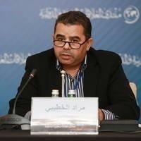Mourad EL KHATIBI Reçu au salon littéraire de la ligue des écrivaines d'El-Jadida