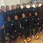 L'équipe du DHJ, section volley-ball, occupe toujours la pole position du championnat marocain.