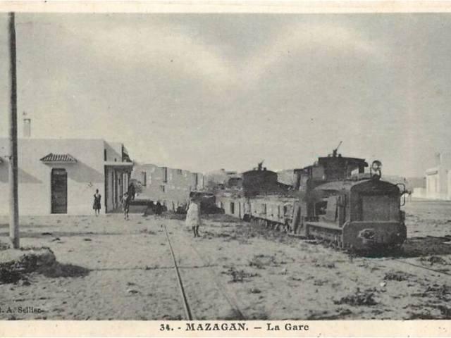 L'introduction de la voie ferrée à Doukkala