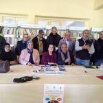 Des ateliers de lecture, écriture, peinture… organisés par la ligue des écrivaines du Maroc, section d'El Jadida dans les Doukkala