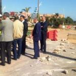 El Jadida: Le projet de réalisation de la route 3423 reliant El Jadida à Sidi Bouzid provoque l'exaspération du Gouverneur