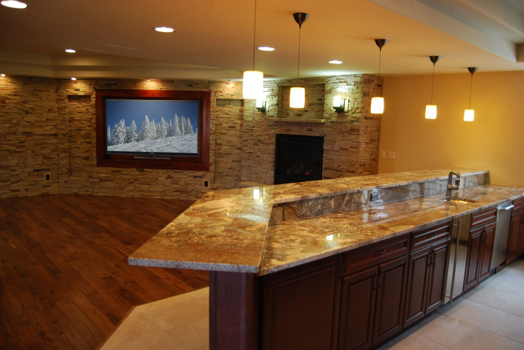 how much does a basement finish cost elkstone basements