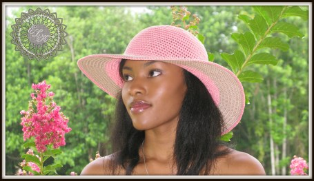 Simply Southern summer hat by ELK Studio