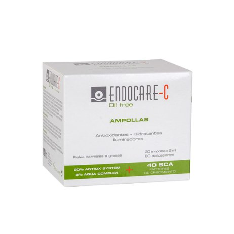 endocare-c-oil-free-30-ampollas-2-ml