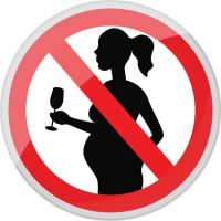 Mujeres que Beben Alcohol Provocan la Malformación de sus Hijos durante el Embarazo