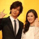 DAIGO北川景子 結婚式と披露宴いつ頃予定?ライブ中継も?