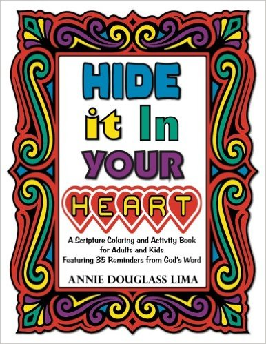 Hide It In Your Heart – The Coloring Book (And Author) You Need to Know About!