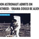 Είναι ο Ομπάμα σαυρίτης εξωγήινος;