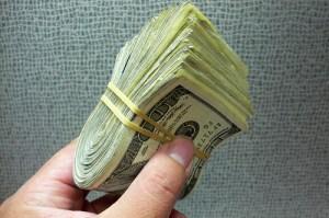 dollar wrap