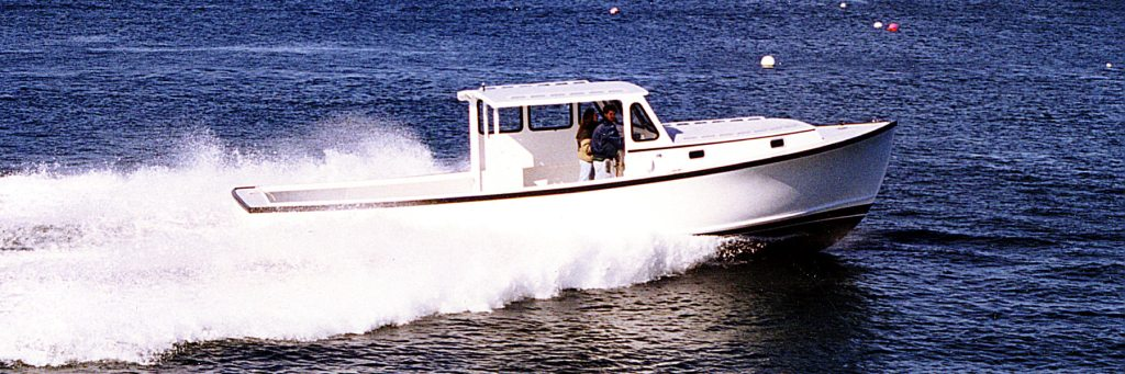Ellis 36 Lobster Boat
