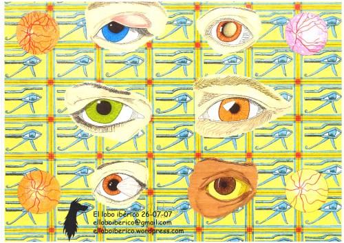 Ojos de Horus
