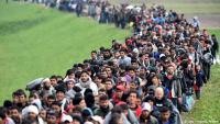 ارتفاع ملحوظ في عدد المهاجرين الوافدين إلى أوروبا عبر تركيا