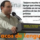 Tacos de lengua: Beto Borge, el estadista