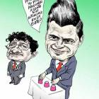 Enrique Peña Nieto y su intromisión en la Corte