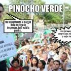 Remberto Estrada, Pinocho verde