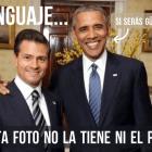 Barack Obama y Enrique Peña Nieto, en la Casa Blanca