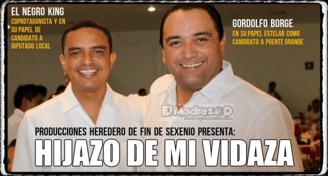 Roberto Borge Angulo empieza a blindar su salida imponiendo a candidatos como Raymundo King de la Rosa