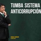 Virgilio Andrade renuncia como zar anticorrupción