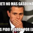 Enrique Peña Nieto aplica el segundo gasolinazo de 2016.