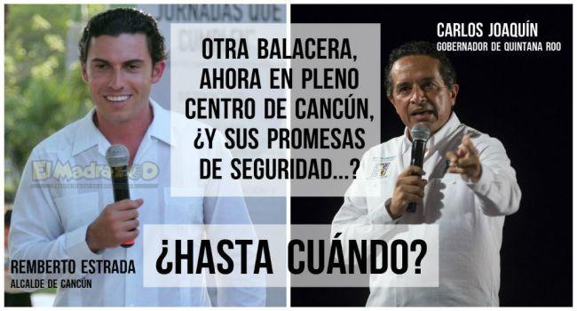 Remberto Estrada y Carlos Joaquín