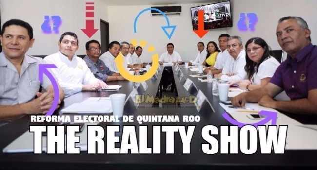 The Reality Show: El Circo