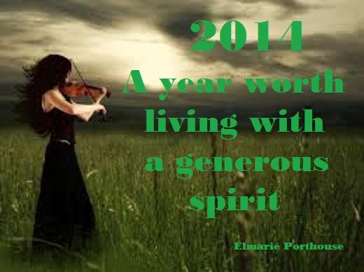 Generosity of spirit