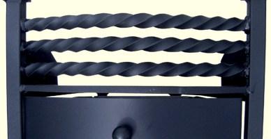 Classic Curved Twist Grate