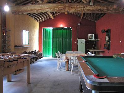 Casa rural en Avila, Castilla Leon y España