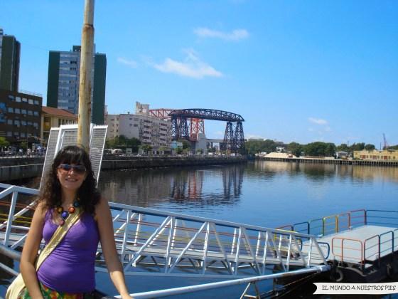 Caminito Puente Avellaneda