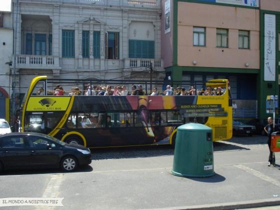 Buenos Aires Bus Turistico