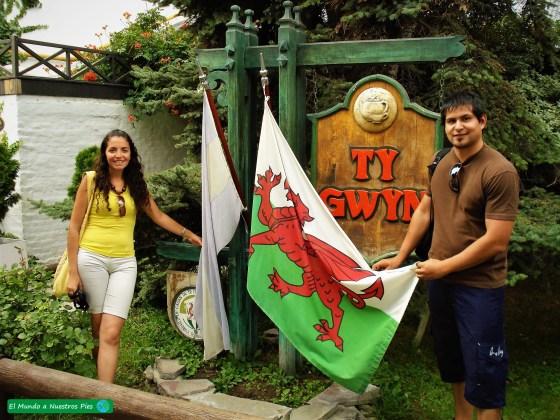Casa de Te Gales en Gaiman
