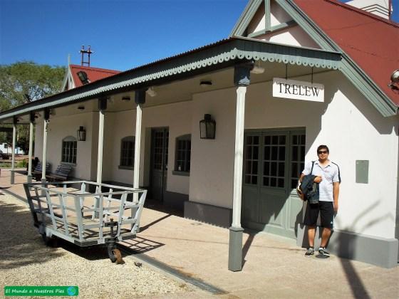 Estacion Tren Trelew
