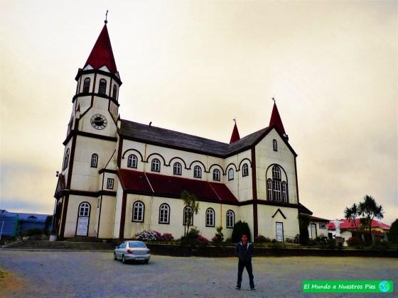 Iglesia Sagrado Corazon Puerto Varas