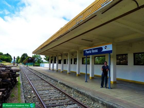 Estacion Trenes Puerto Varas