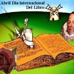 Dia Internacional del Libro dia del idioma o dia del libro con Amor y Amistad