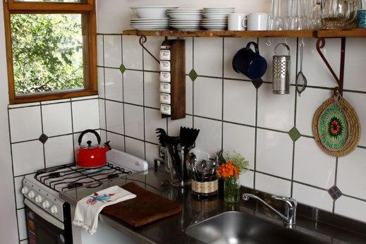 Agata, cabaña para tres personas
