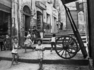 Foto de la Casba. Argel, julio de 1969, Marc Riboud