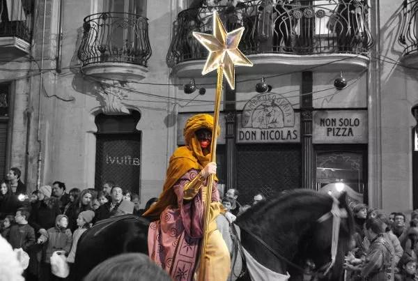 Fotos Cabalgata de Reyes Magos Alcoy