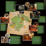 Fotos Dinópolis Teruel, plano Territorio DInopolis